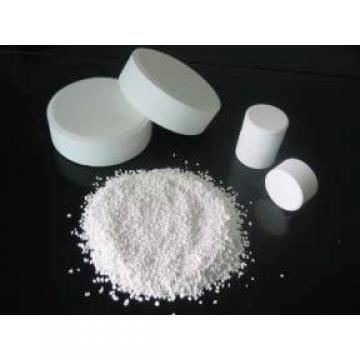 SDIC Effervescent Tablet/ SDIC 60% Water Sodium Dichloroisocyanurate Price