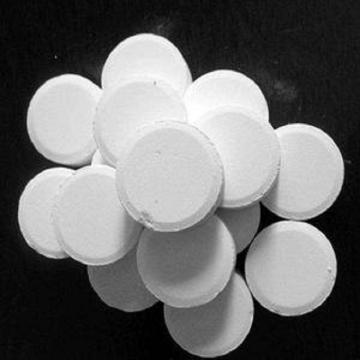 3 chlorine TCCA 90% granular/tablet for drinking water