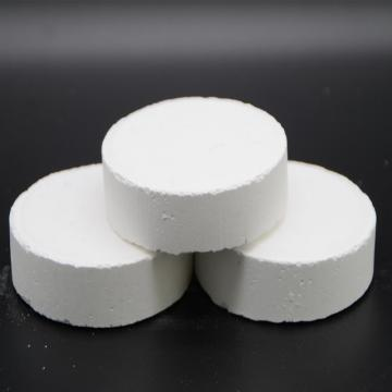 Trichloroisocyanuric Acid TCCA 90% Chlorine Tablets for Swimming Pool Disinfectant