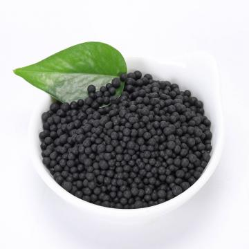 Granular Organic Fertilizer Humic Acid Amino Acid NPK Granule Fertilizer