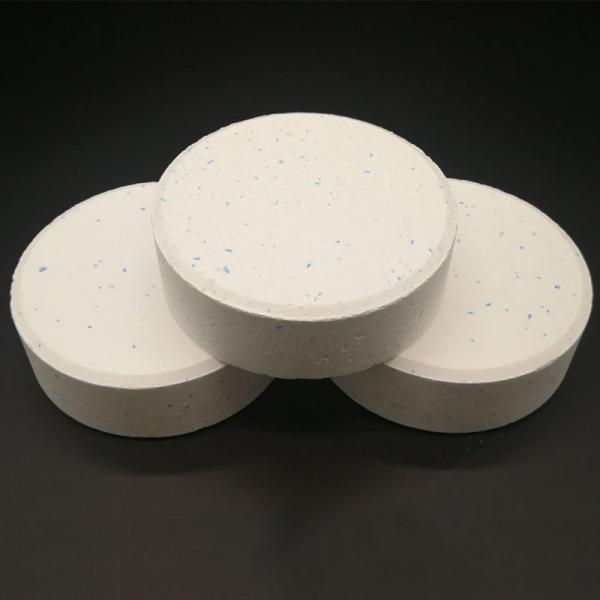 Water Treatment Chemical Product 90% TCCA, Sanitizing Chlorine Dioxide Tablet Made in China, New Supplier Products 2019 for Sale #1 image