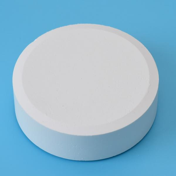 Trichloroisocyanuric Acid TCCA 90% Chlorine Tablets for Swimming Pool Disinfectant #2 image