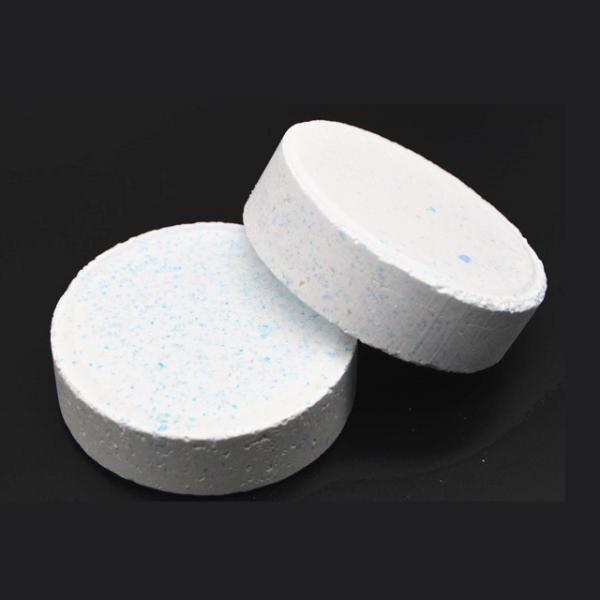 Water Treatment Chemical Product 90% TCCA, Sanitizing Chlorine Dioxide Tablet Made in China, New Supplier Products 2019 for Sale #3 image