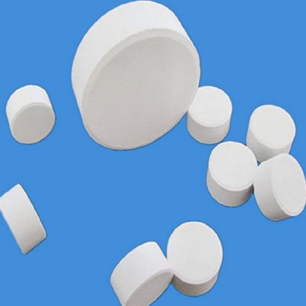 Trichloroisocyanuric Acid Tablets Press for Water Treatment #3 image
